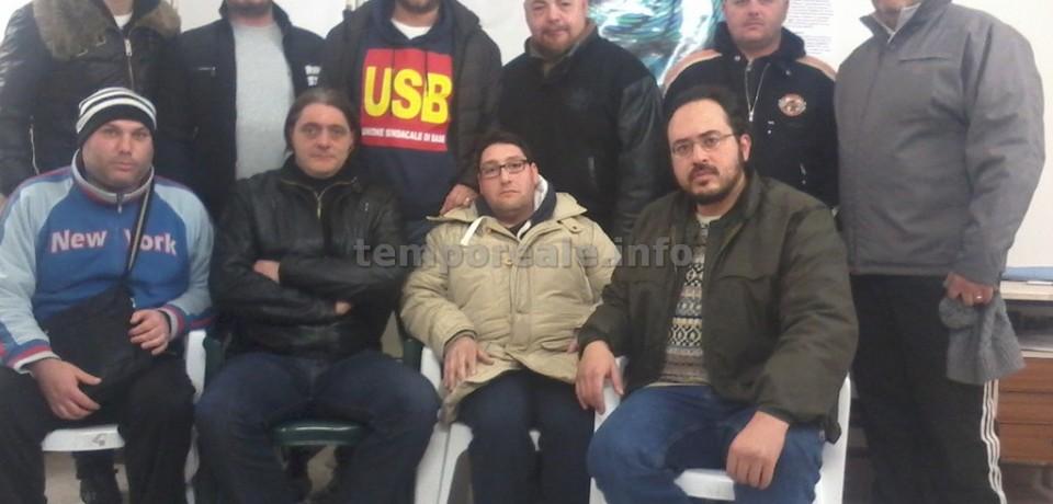 Gaeta / Pozzi Ginori, monta la protesta Usb