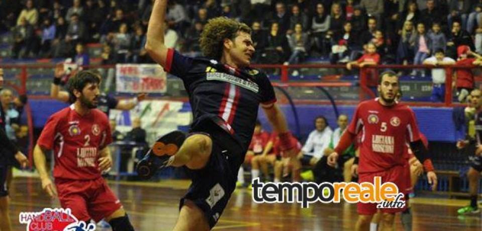 Pallamano / Derby amichevole tra HC Fondi e il Gaeta Sporting Club