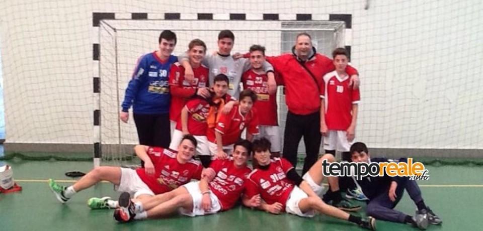 Pallamano/ I Campioni Regionali U16 chiudono la stagione superando anche l'ostacolo Flavioni U18