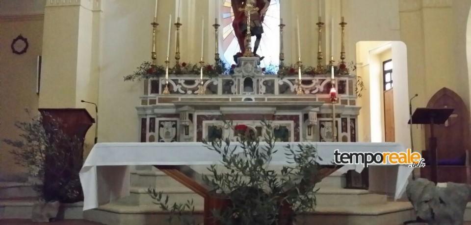 Castelforte / Furto sacrilego nella Chiesta di San Michele Arcangelo di Suio