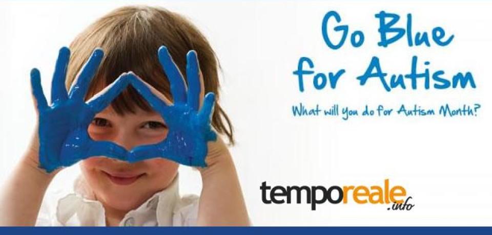 Gaeta si tinge di blu per la Giornata Internazionale dell'Autismo