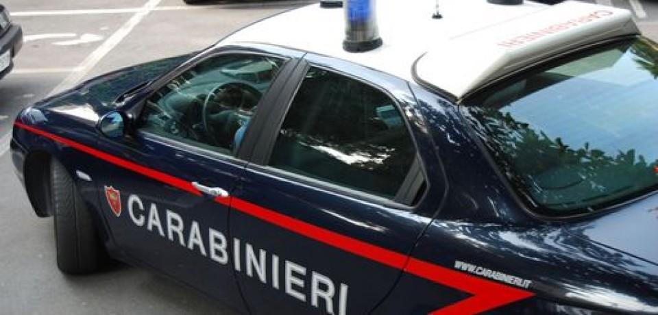 """Fondi / Insulta i Carabinieri durante un controllo, denunciato un 53enne"""""""