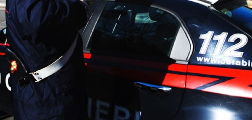 Alatri / Fermato dai Carabinieri per detenzione di stupefacenti a fini di spaccio