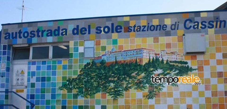 Cassino / Murales in Autostrada, il progetto degli studenti del Liceo Artistico Bragaglia