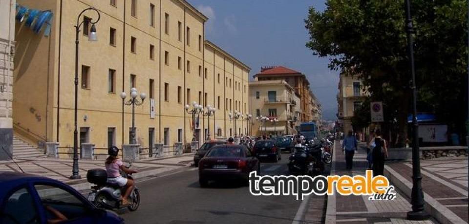 Formia / Asfaltatura via Appia, parte l'intervento conclusivo