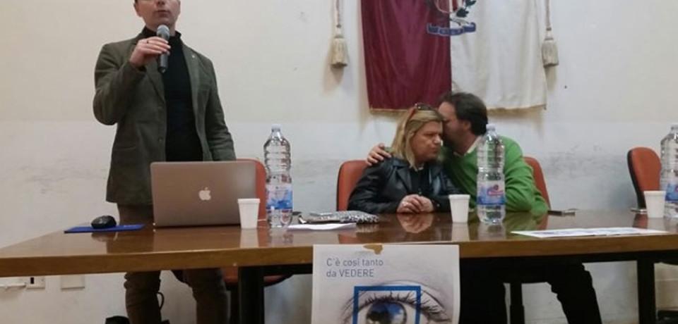 Pontecorvo / Convegno sul glaucoma organizzato dall'Unione Italiana Ciechi