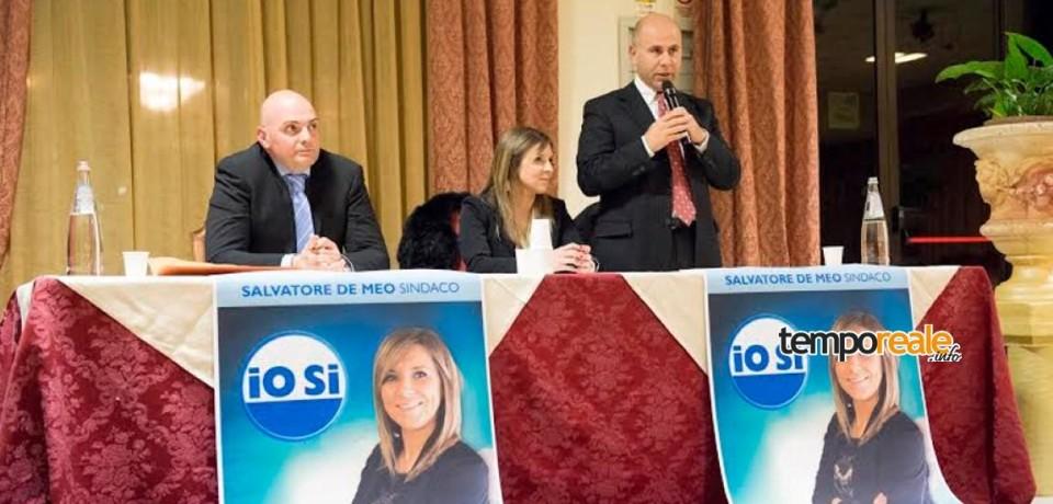 Fondi / Elezioni comunali, Daniela De Bonis presenta ufficialmente la sua candidatura