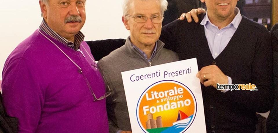 Fondi / Amministrative 2015, il Movimento Litorale e Sviluppo Fondano si rinnova