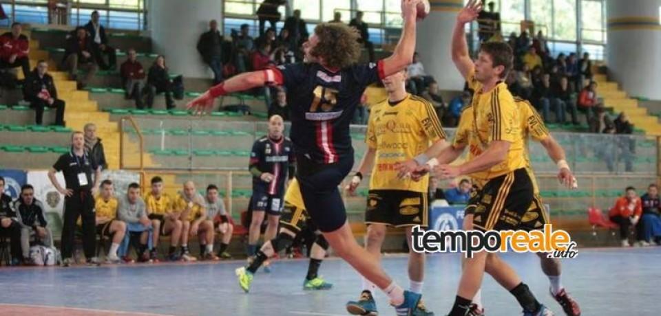 Pallamano/ l'HC Fondi batte la Dorica Ancona davanti alle telecamere di Rai Sport