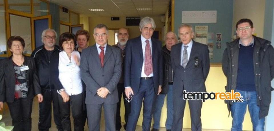 Pontecorvo / Inaugurata una nuova ala del Centro per l'Impiego