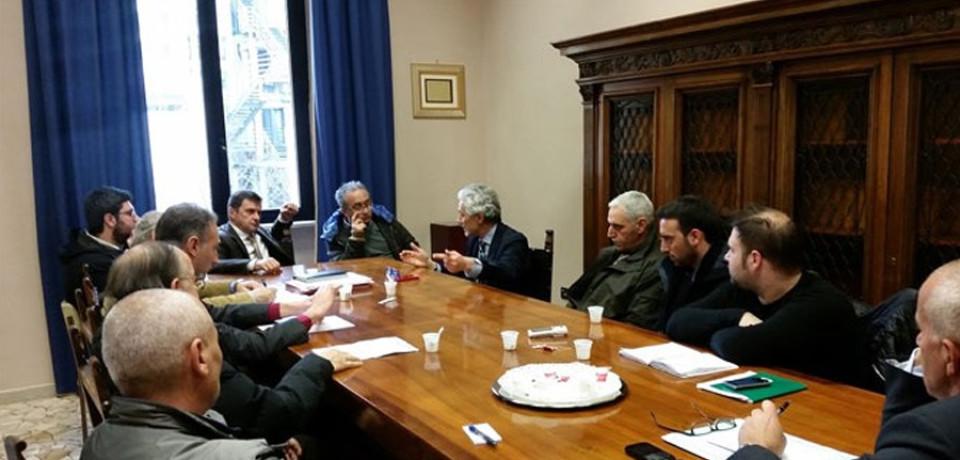 Cassino / Università, riunione per il potenziamento della tratta Folcara-centro città