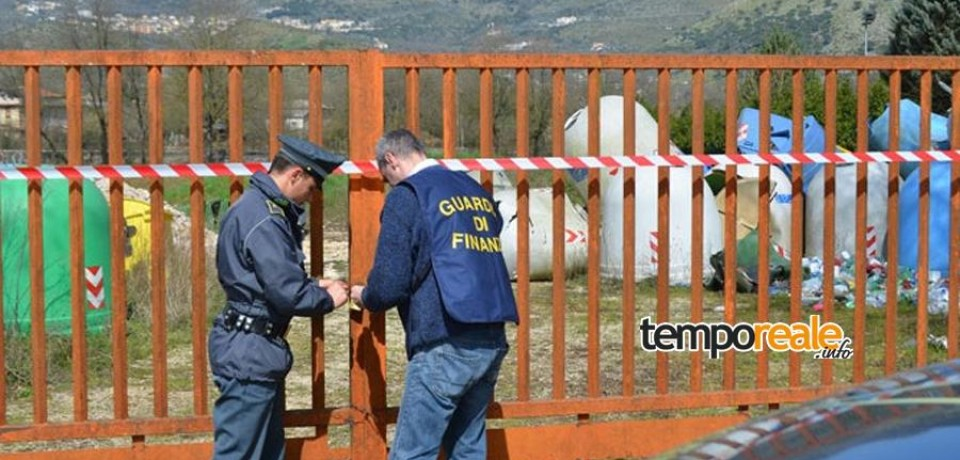 Sant'Elia Fiumerapido / Sequestrate tre discariche abusive in siti industriali