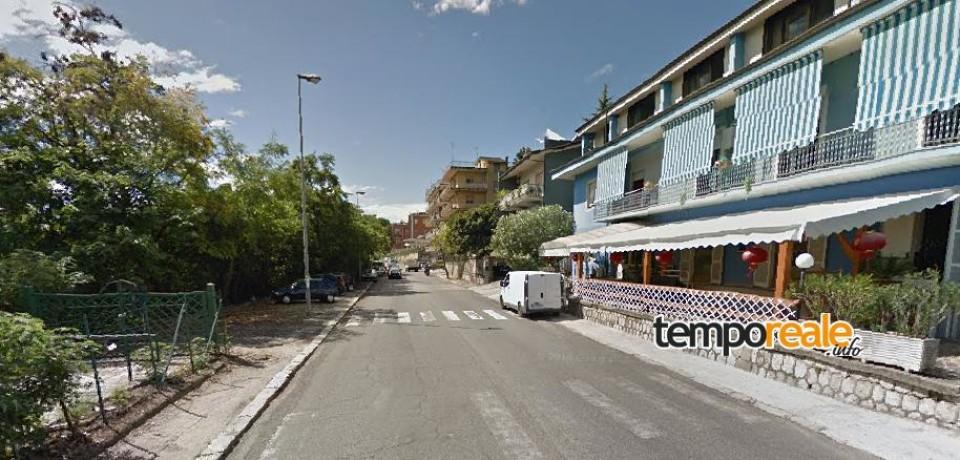 Cassino / Via Gaetano Di Biasio, una strada killer. La proposta di Meritocrazia Italiana