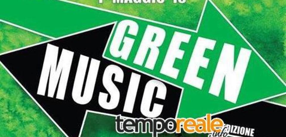 Scauri / Un 1 maggio 2015 alternativo con la terza edizione dell'evento Green Music