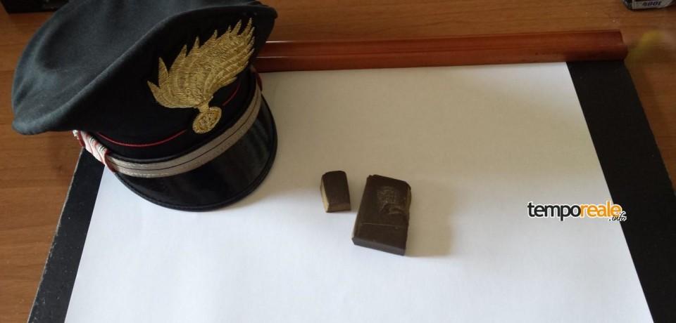 Formia / Operazione antidroga, arrestato un 40enne del posto per possesso di stupefacenti