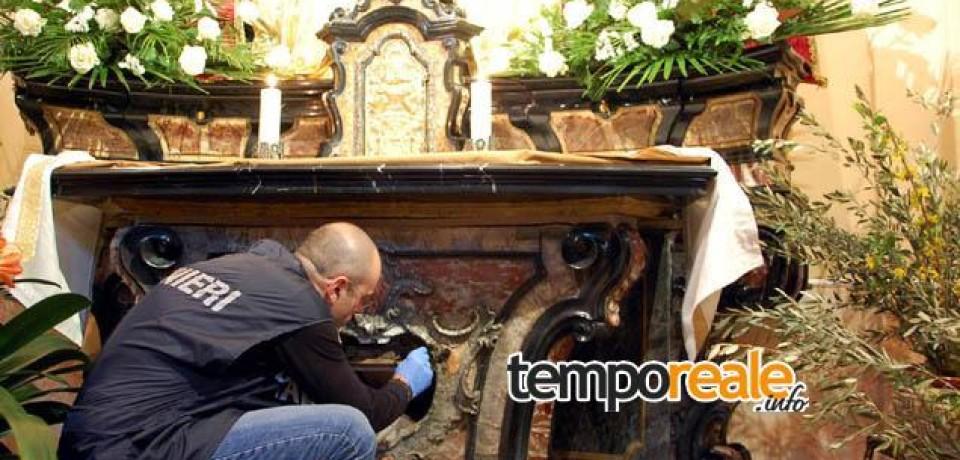 Castelforte / Solidarietà dal sindaco Gaetano a don Natalino Di Rienzo per il furto in chiesa