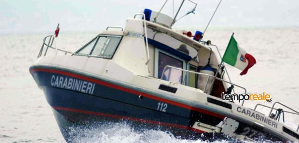 Ponza / Ritrovata rete da pesca abbandonata pericolosa per la navigazione