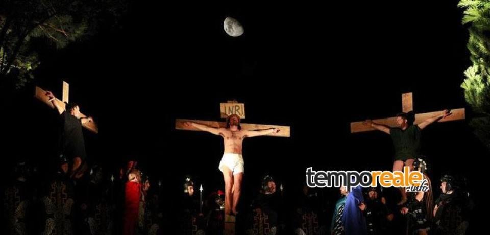 """Cervaro/ Questa sera la 42° edizione della """"Via Crucis Vivente"""""""