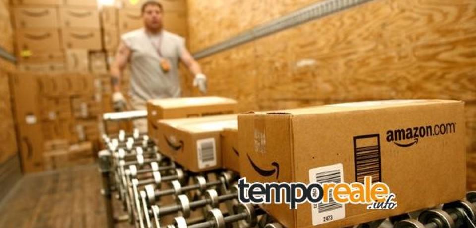 Amazon a Frosinone, un'ipotesi che potrebbe diventare realtà nel 2016