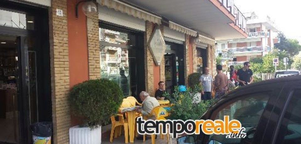 Formia / Furto al Bar Amedeo, arrestati due ragazzi di Mondragone