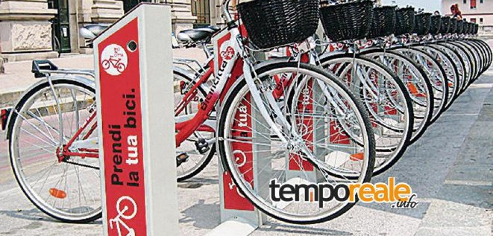 Cassino / Rubano le biciclette del Bike Sharing comunale, denunciati per ricettazione