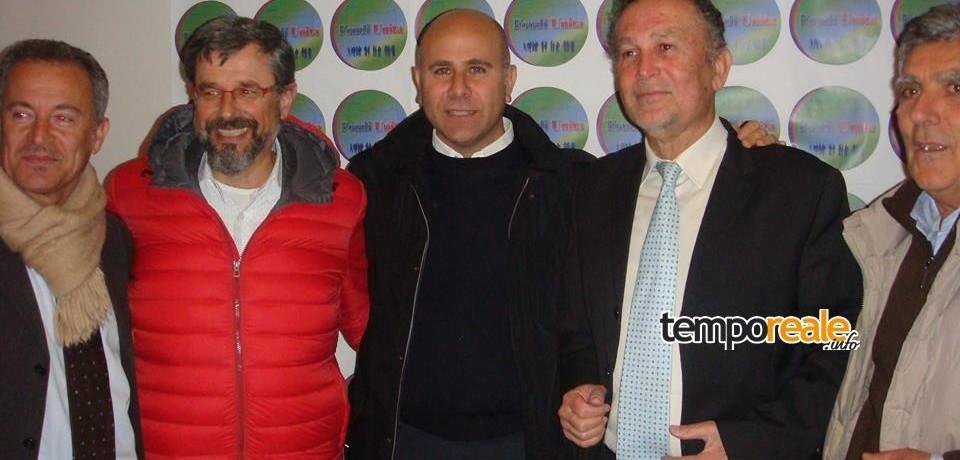 Amministrative 2015, Fondi Unita ha scelto di appoggiare il sindaco uscente De Meo