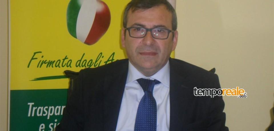 Agricoltura, Giuseppe Campione nuovo direttore di Coldiretti Frosinone e Latina