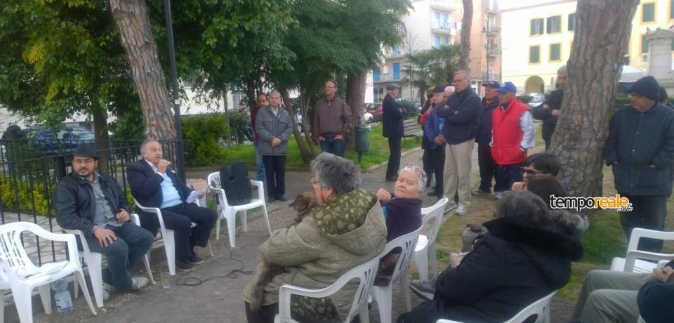 """Gaeta / Il comitato """"No parcheggio Villa delle Sirene"""" presenta il suo piano parcheggi"""