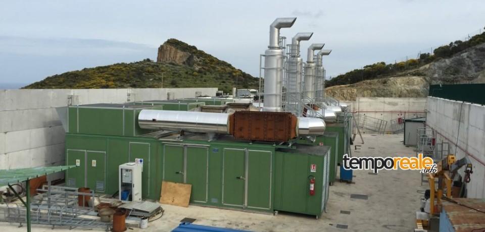 Ponza / Entrata in funzione la nuova centrale elettrica