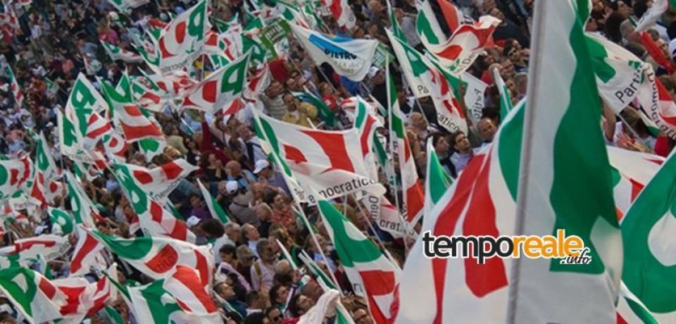 Da Formia a Minturno, da Castelforte a Ventotene il pd chiede le dimissioni di Besson (Acqualatina)