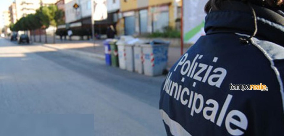 Gaeta / Concorso vigili, si riparte dalla mobilità per l'assunzione di 4 agenti