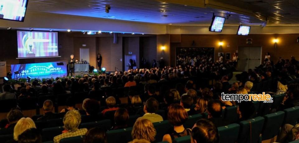 """Minturno / Visioni Corte Film Festival  vince il premio """"Festival dei Festival"""" a Imperia"""