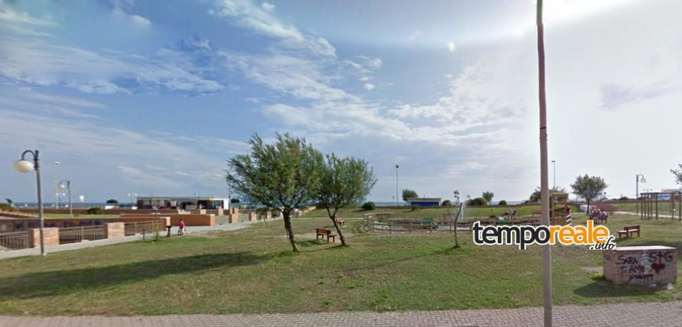 Minturno / Parco Recillo, il sopralluogo del commissario prefettizio