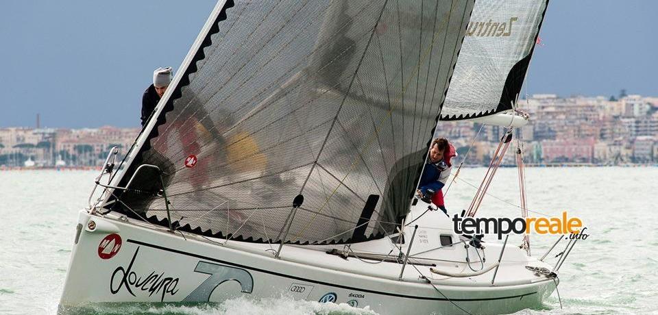 Vela/ L'imbarcazione Loucura centra la vittoria nel Gruppo B classi 4 e 5