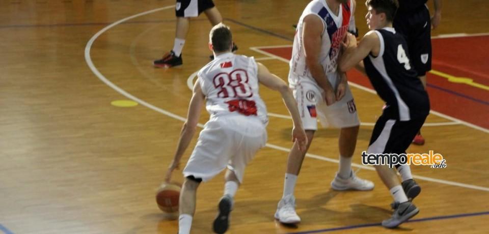 Basket / La BPC Virtus Cassino travolge la LUISS Roma