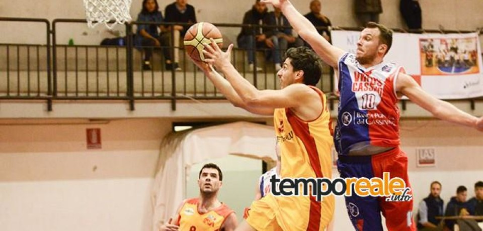 Basket / BPC Virtus Cassino contro LUISS Roma, un anno dopo la stessa sfida per i play off