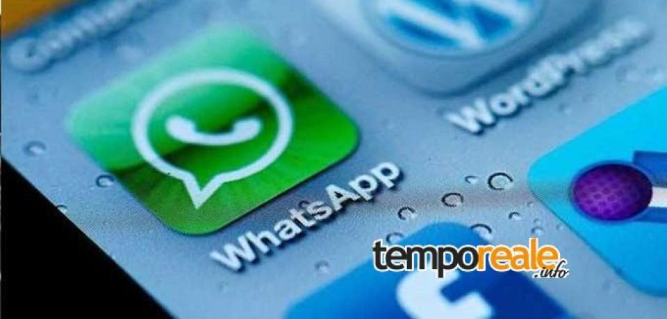 Cassino / Sanata un'altra mini discarica abusiva di rifiuti grazie a whatsapp