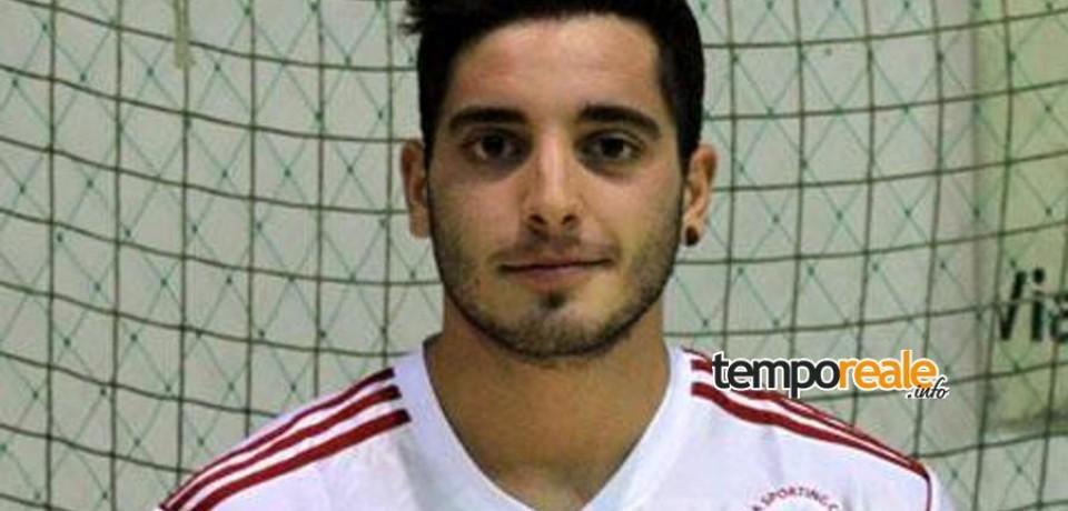 Pallamano / L'ala della Geoter Gaeta, Daniel Recchiuti, si laurea vice capocannonieri della Serie A