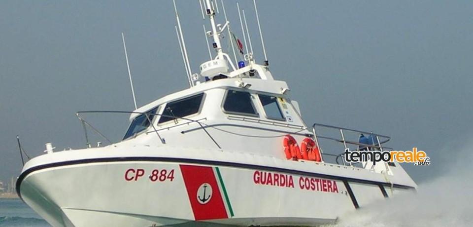 Ponza / Infarto sulla crociera Costa, salvato dalla Guardia Costiera