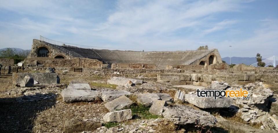 Antica Minturnae, ogni prima domenica del mese un evento nuovo sulle orme di Cleopatra