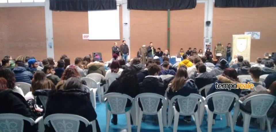 """Santi Cosma e Damiano / Si conclude il programma """"Pellegrini della Memoria"""""""