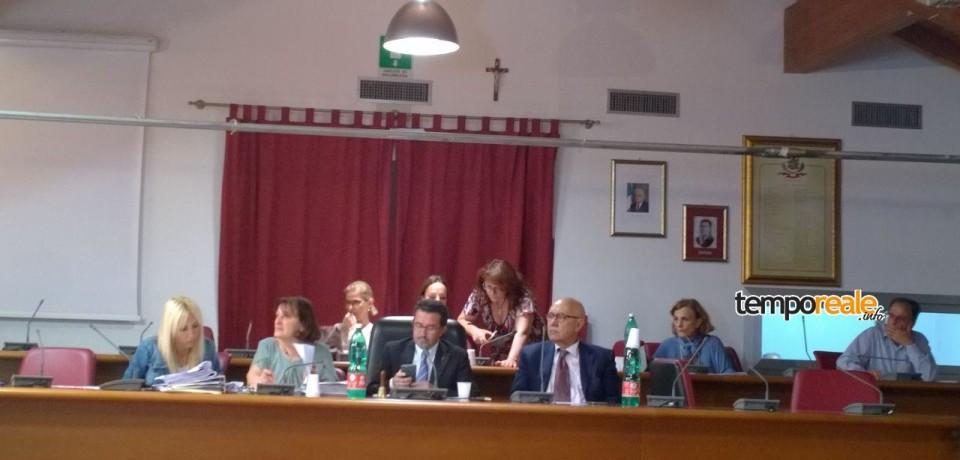 Formia / Consiglio comunale lampo: approvato il consuntivo 2014. Rinviati gli altri punti all'odg