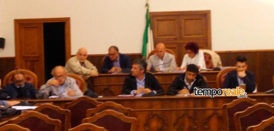 Minturno / Video integrale del consiglio comunale del 22 maggio 2015