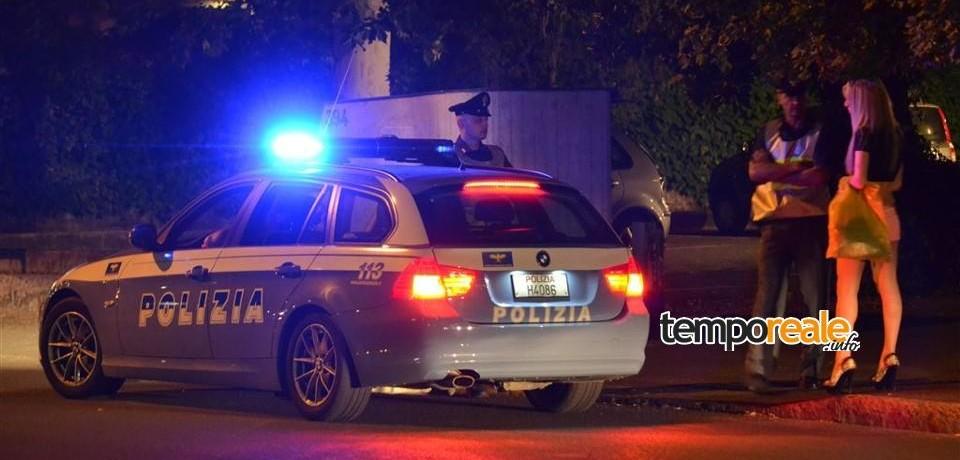 Cassino / Continuano i controlli anti prostituzione, tre denunce