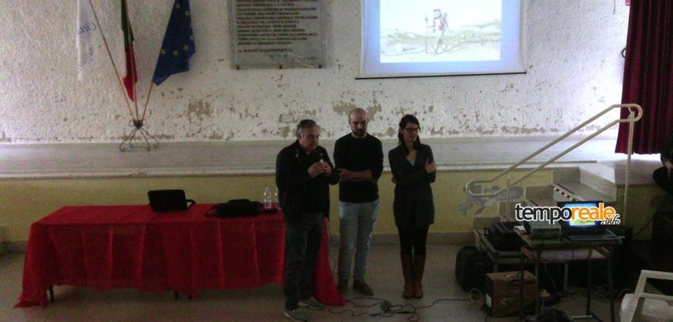 Castelforte / Via Francigena del Sud, concluso il progetto nelle scuole