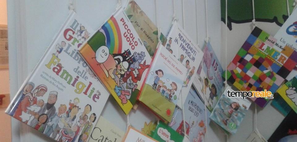 """Formia / """"Ci sono anch'io"""", inaugurata la mostra itinerante alla """"Casa dei libri"""""""