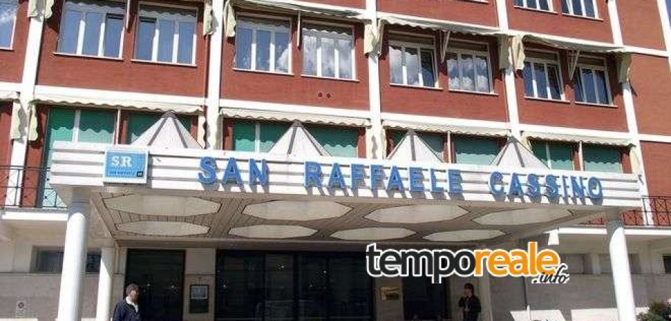 """Cassino / Ospedale San Raffaele, Andrea Amata: """"Evitare i licenziamenti"""""""