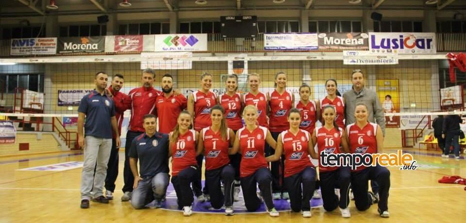 Volley / La ASD Pallavolo Minturno lotta in una partita storica ai play off per la qualificazione in serie B1