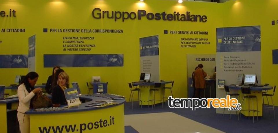 Poste Italiane, al top gli uffici postali di Gaeta, Scauri e Marina di Minturno