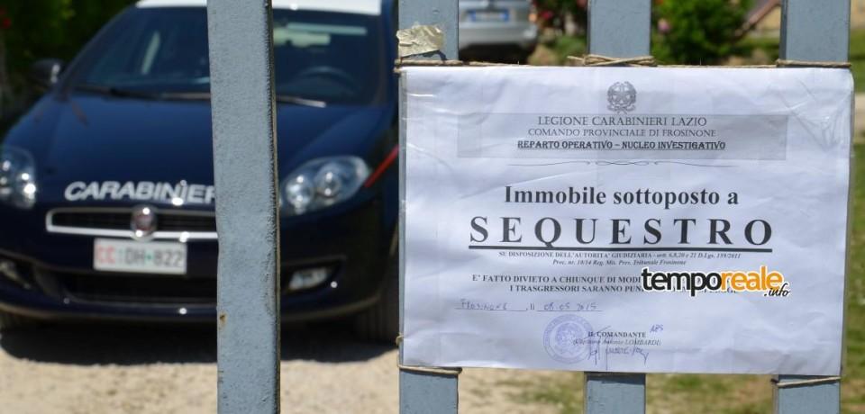 """Frosinone / Operazione """"Baby Pusher"""", sequestrati beni per un milione di euro"""